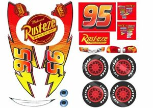 Terrible image regarding lightning mcqueen printable decals