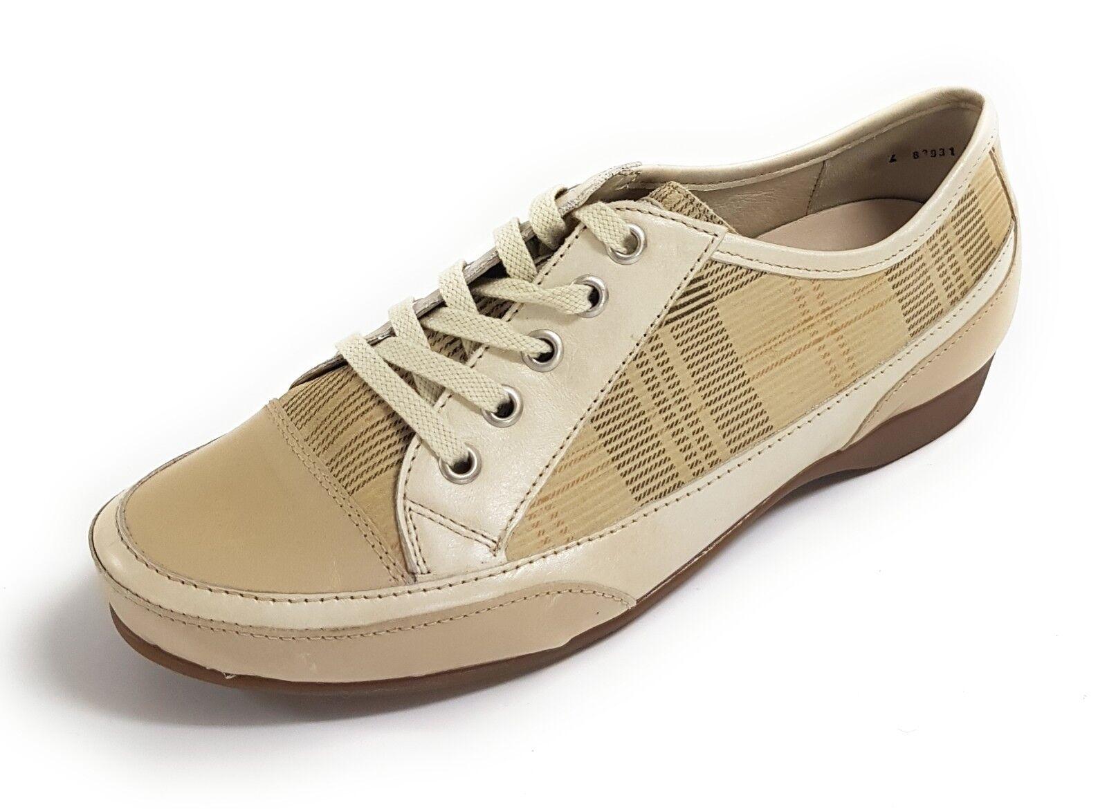 Semler Duffy-H Scarpe Donna Lacci Sneaker Mezza scarpa TR-suola cuscino d'aria