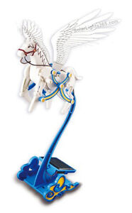 Solaration 5010 Solar Flying Pegasus Greek myth 3in1 Assembly DIY Kit Best Gift