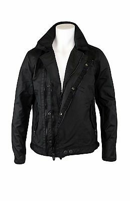 unparalleled high quality guarantee numerous in variety New SUPERDRY Fashion Men's Slim Fit Moody Bomber Biker Bomber Jacket Coat |  eBay