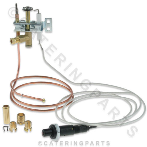 GENERIC GAS PILOT KIT COMPLETE WITH IGNITION IGNITOR COOKERS FRYER GRIDDLE OVEN