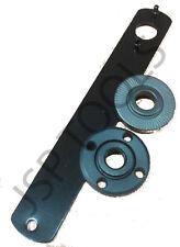 Makita Original Amoladora Pin Llave interior brida & Tuerca De Seguridad bga452z dga452 115mm