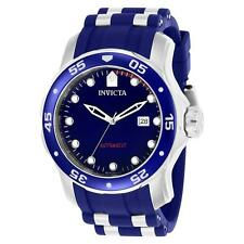 Invicta Men's 23627 Pro Diver Automatic Steel & Blue Band Watch