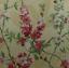 Cortina De Tela De Tapicería Material Sanderson Birdsong muestra 50m Nuevo Disponible