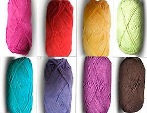 Knit-One-Crochet-Too-K1C2-Babyboo-Bamboo-Blend-Yarn-Color-Choice-Knit-Crochet-FS