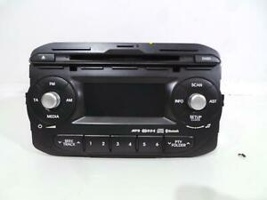 GENUINE-2014-KIA-PICANTO-RADIO-STEREO-CD-BLUETOOTH-961701Y261MB2-NO-CODE