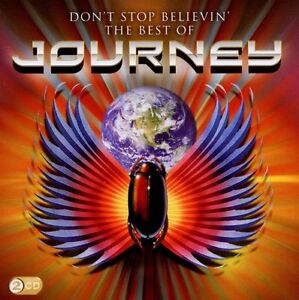 JOURNEY-034-DON-039-T-STOP-BELIEVIN-039-THE-BEST-OF-JOURNEY-034-2-CD-NEUWARE