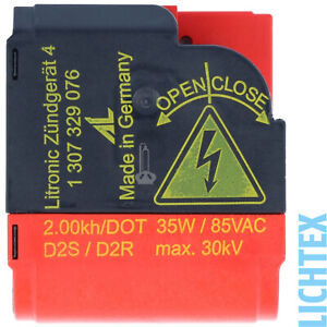 ORIGINAL-AL-Litronic-1307329076-D2S-35W-Xenon-Zundgerat-Scheinwerfer-Steuergerat