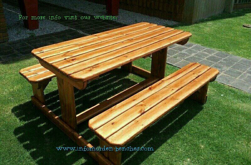 Tables Benches And Chairs Sets Wynberg Plumstead Gumtree Classifieds South Africa 819388674