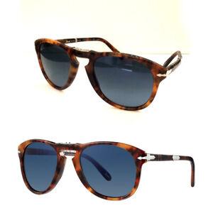 en venta 93ecd 6e07f Detalles de Persol Po 714SM Steve Mcqueen 108/S3 Polar Gafas de Sol  Sunglasses Lunettes