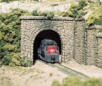 Woodland (ho-scale) C1255 Random Stone - Single Track/tunnel Portal -
