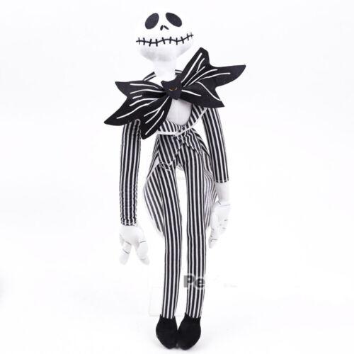 The Nightmare Before Christmas Jack Skellington Sally Plush Toy stuffed Doll
