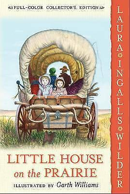 1 of 1 - Little House on the Prairie by Laura Ingalls Wilder (Paperback, 2004)