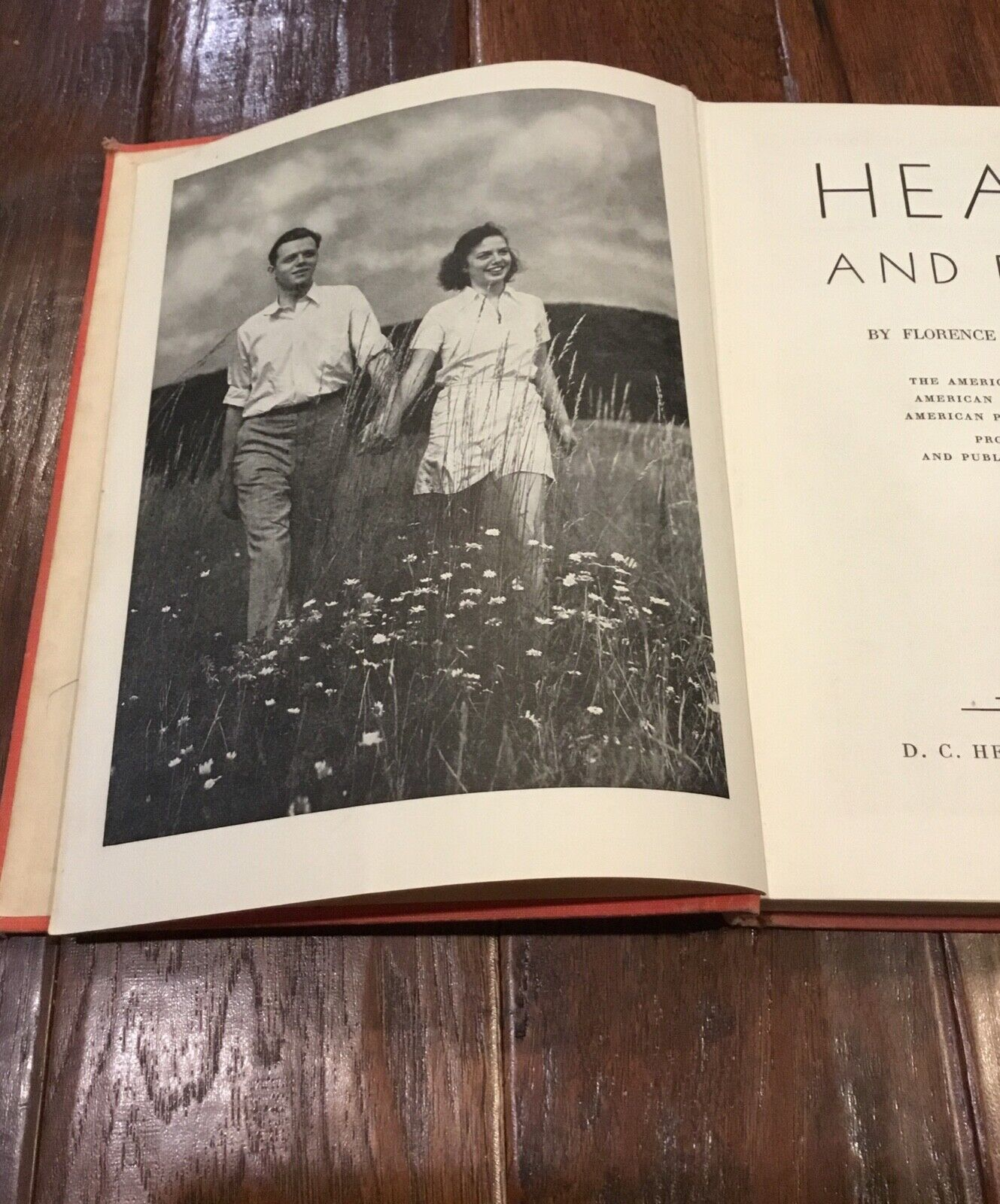 Health and Fitness Meredith Heath 1946 Book School Book 3