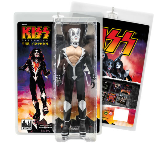 KISS 12 Inch Action Figures Series 7 Destroyer: The Catman