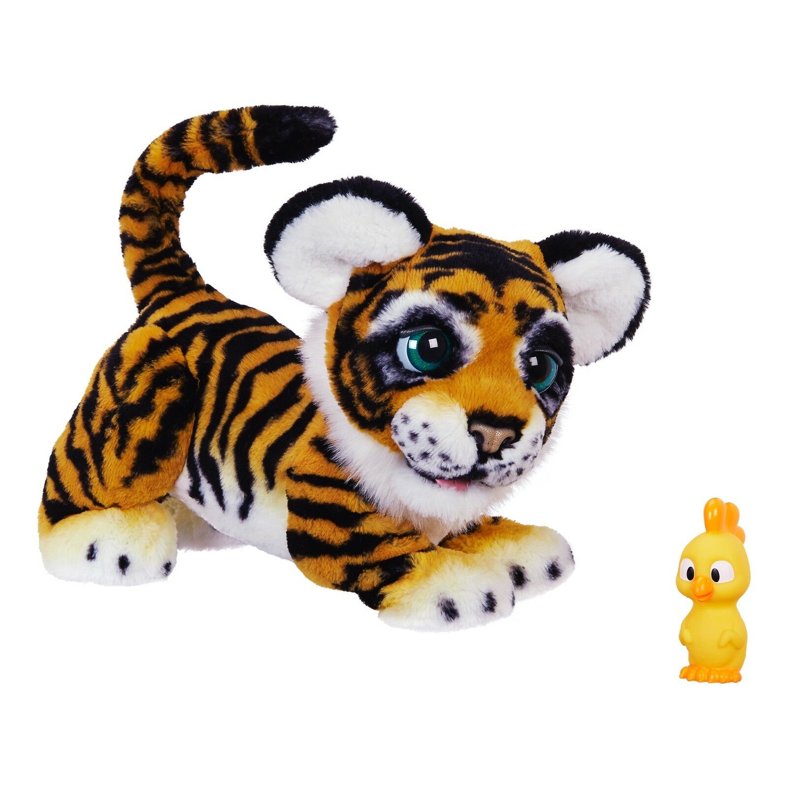 FurReal Roarin Tyler, the Playful Tiger Tiger Tiger cf1f17