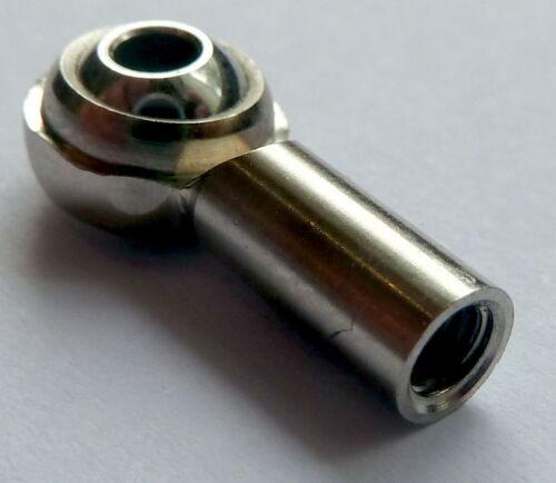 MINIBAL- Kugelgelenk original M SEIBOLD GK 6-2,5 Verwendung: Trompete Tuba