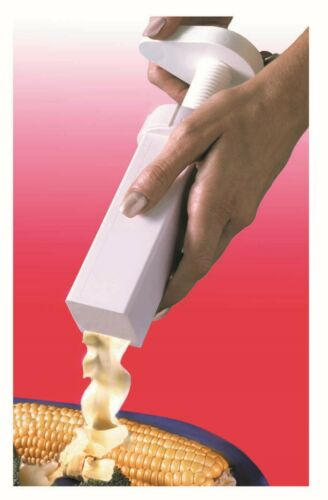 Butter Mill Solid White Spreads Butter or Margarine into a thin ribbon
