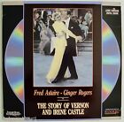 The Story of Vernon and Irene Castle Ginger ROGERS Fred ASTAIRE 1939 Laserdisc