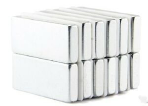 5-100PCS-Strong-Block-Cuboid-Bar-Magnets-30x10x4mm-Rare-Earth-Neodymium-M846-QL