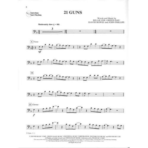 Satz von 18 Gold Cup Style Gitarrensaitenhülsen für Telesaiten durch