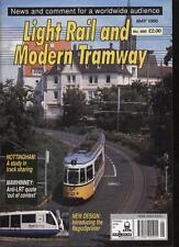 LIGHT RAIL AND MODERN TRAMWAY MAGAZINE - May 1995 - Vol. 58 - No. 689