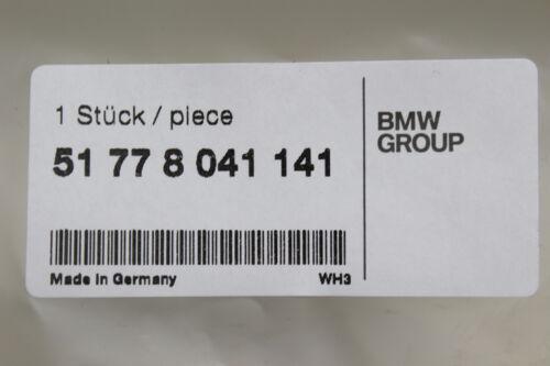 Original BMW 3er e90 e91m paquet paupière gauche 8041141