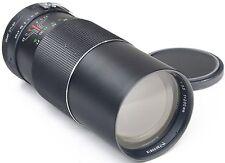 PRAKTICA M42 200mm 3.5 - Prakticar VS-LLC Electronic Mount -