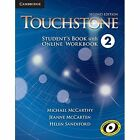 Touchstone Level 2 Student's Book with Online Workbook by Helen Sandiford, Jeanne McCarten, Michael J. McCarthy (Mixed media product, 2014)