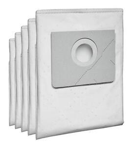 5x Staubsaugerbeutel Micro-Vlies für Kärcher NT 35//1 Tact Te M