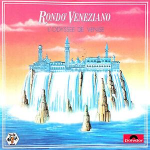 Rondo' Veneziano CD L'odyssée De Venise - France by PDO