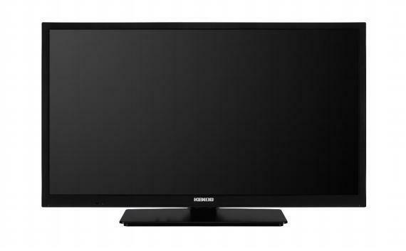 Kendo LED TV 24 DVD 3201 B schwarz, 24 Zoll, HD-Ready, Triple Tuner