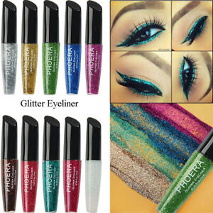 PHOERA-Glitter-Shimmering-Liquid-Eyeliner-Shiny-Eye-Makeup-Cosmetic-Beauty-Tool