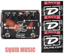 MXR by Dunlop SF01 SLASH Signature Series Octave Fuzz ( 3 FREE SETS OF STRINGS )