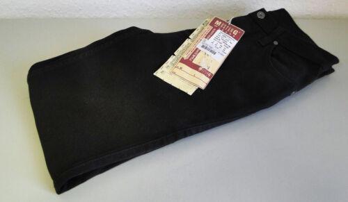 NEU UVP: 79,95 € schwarz Mustang Tramper Größe wählbar Herren Jeans