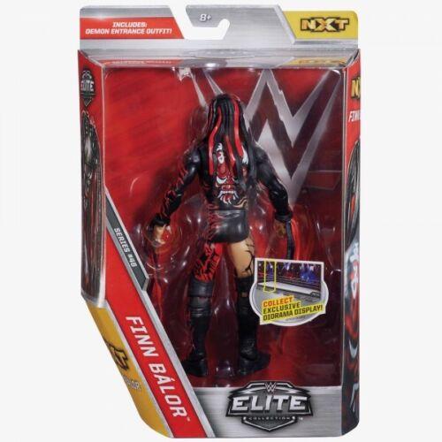 WWE FINN BALOR Elite Series 46 figura da Mattel