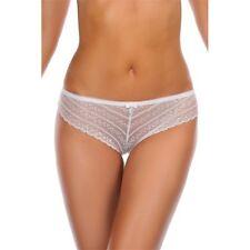 Diabless Lingerie Tanga Ivory Lace Size UK 8 BOX9004 K