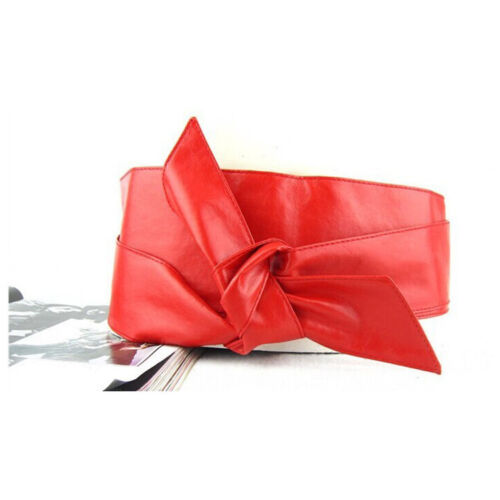 Breiter Hüftgürtel Damen Bund Gürtel Taillengürtel Waistband Stretch Geschenk