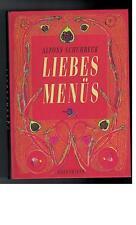 Alfons Schuhbeck - Liebesmenüs