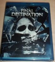 The Final Destination (blu-ray Disc, 2010) Unopened