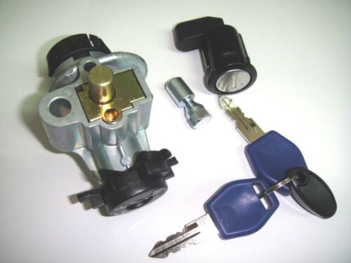 SERRATURE KIT QUADRETTO AVVIAMENTO 6591 PEUGEOT 50 Jet Force 2003