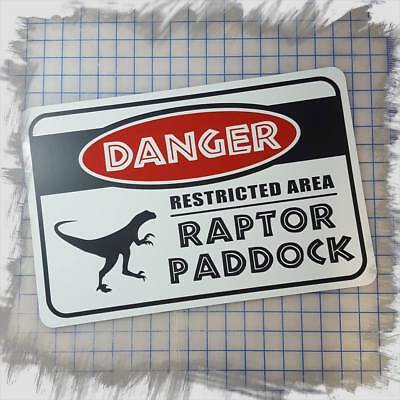 HNNT New Tin Sign Danger Danger Aluminum Metal Sign 8x12 Inch