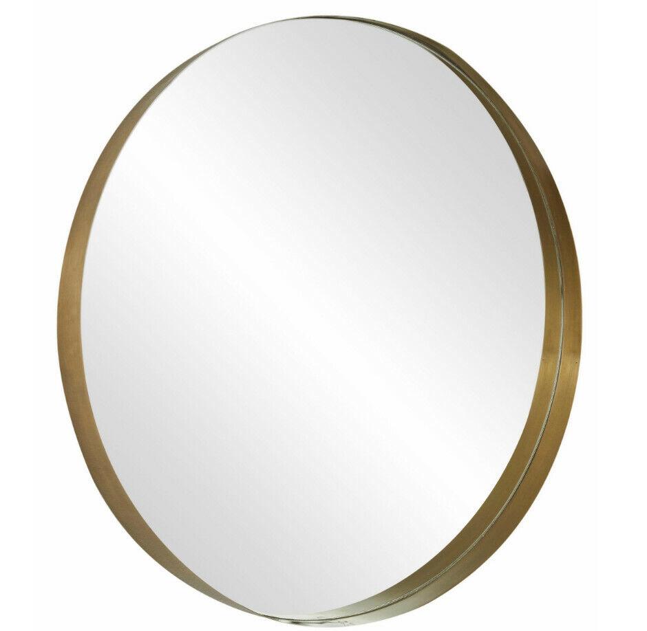 Spiegel ca. Ø 48 cm Rahmen Goldfarben Guido Maria Kretschmer 36446836
