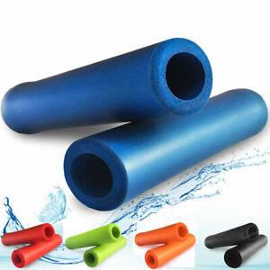 MTB-BIKE-Foam-Sponge-Silicone-Handle-Bar-Grips-Handlebar-Cover-Cycle-Bicycle