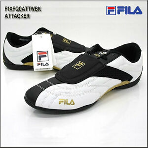 Image is loading FILA -TAEKWONDO-SHOES-ATTACKER-Competition-TKD-SHOES-Martial- 7e563c77a7