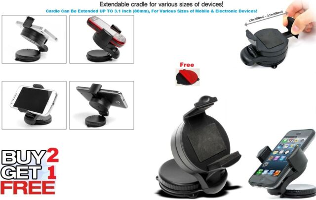 Universal Car Holder Mount Cradle for iPhone Samsung HTC Sony LG Oppo Google