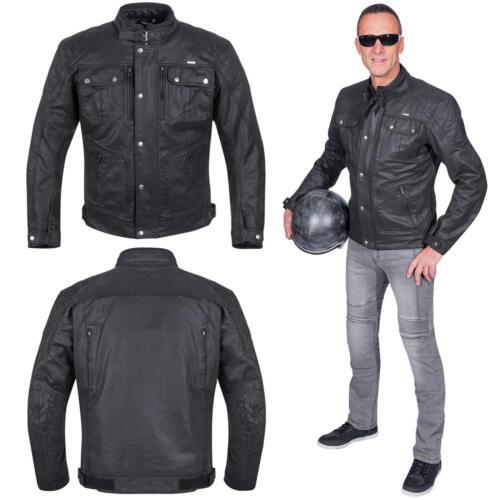 Germot Rider cera giubbotto giacca moto design impermeabile vento design di tenuta