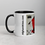 thumbnail 3 - Afghan Kite Design Coffee Mug - Stylish & Sleek ( Design Name Black-Jack )