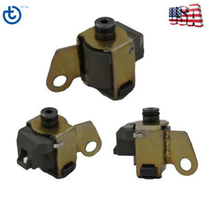 Details about Transmission Solenoid Set Kit A340E A340 AW4 Tcc Shift on