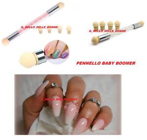 PENNELLO-PENNA-BABY-BOOMER-PROFESSIONALE-NAIL-ART-DISEGNI-SFUMATURA-ESTETICA